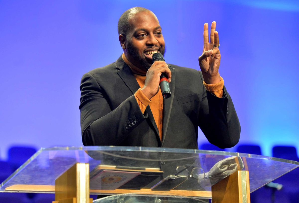 Pastor Tim Ramsey