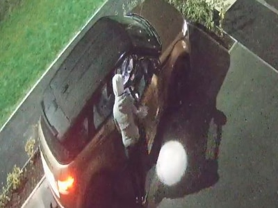 WATCH: Range Rover stolen from driveway in less than 30 seconds