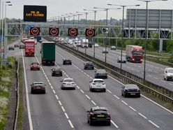 M6 Junction 10 work to be brought forward