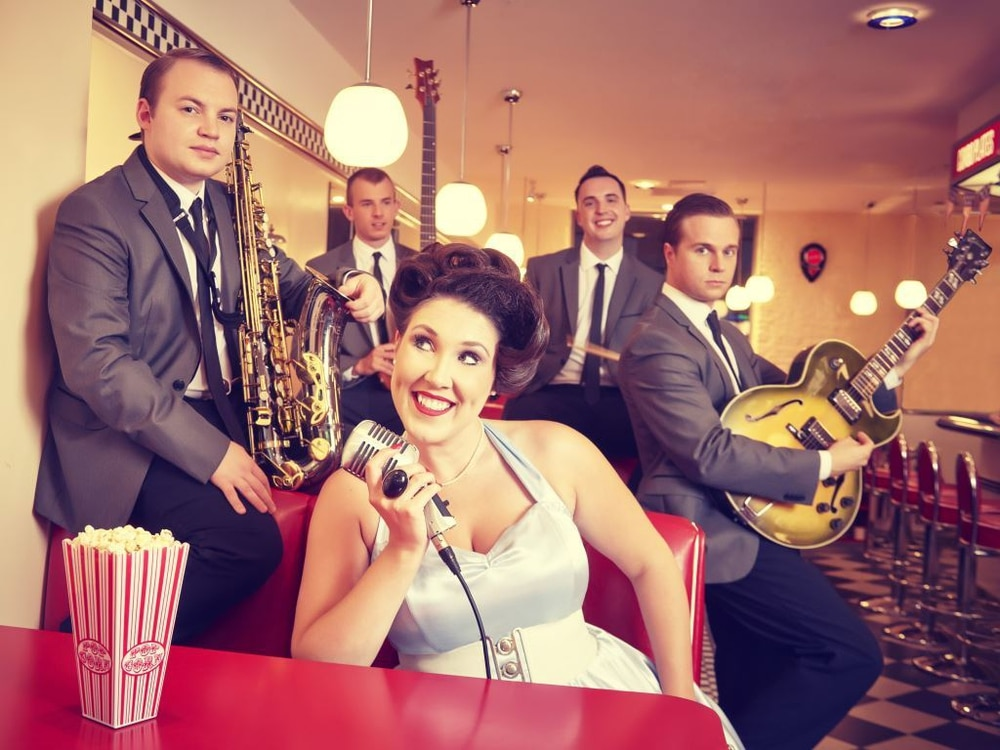 Fab music from the 50s and 60s brought back to life
