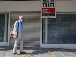 Jeremy Corbyn vows to reverse 'depressing' decline of town centres
