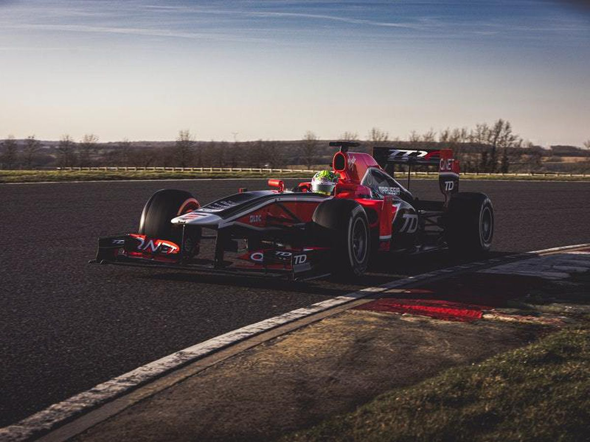 TDF-1 launches as a Formula One car you can buy yourself