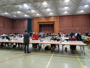 The votes have now been counted for the Cannock Chase District Council elections