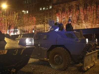 Police prepared as further Paris protests predicted