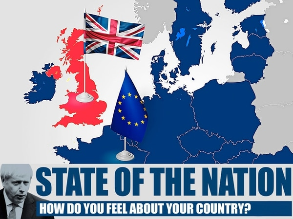 State of the Nation survey: Tell us how you feel about your country
