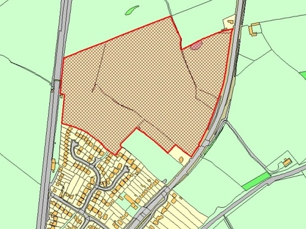 Bid to overturn refusal of 200 Penkridge homes