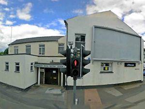 The former Royal British Legion building in Cannock. Photo: Google