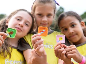 Badge of honour – there are some new activities on offer