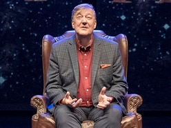 Stephen Fry tells tale of Gods at first of three Birmingham shows - review