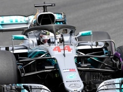 Lewis Hamilton's title hopes dented as Sebastian Vettel takes pole at Hockenheim