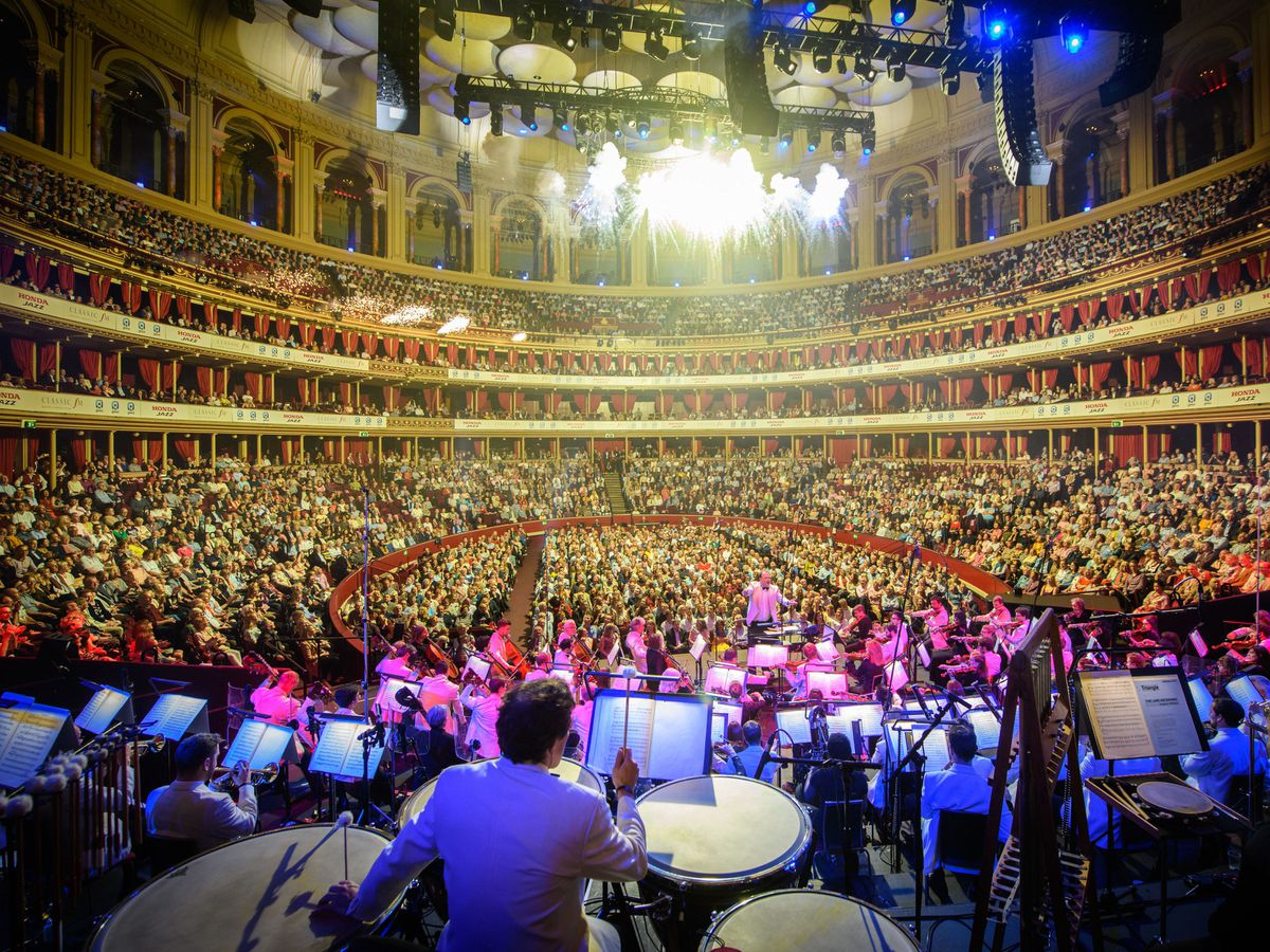 The City of Birmingham Symphony Orchestra received £843,000 from the Arts Council's CRF