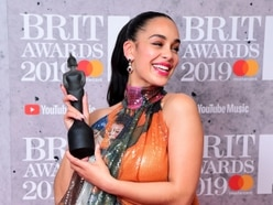 Jorja Smith dedicates Brit award to 'girls and women' as she wins acclaim for stage performance