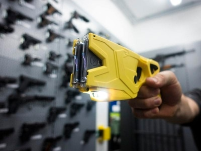 All frontline Durham officers to be offered Tasers, says new chief constable