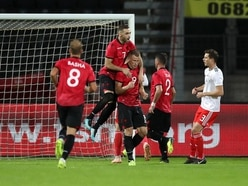 Wales slip to embarrassing defeat in Albania