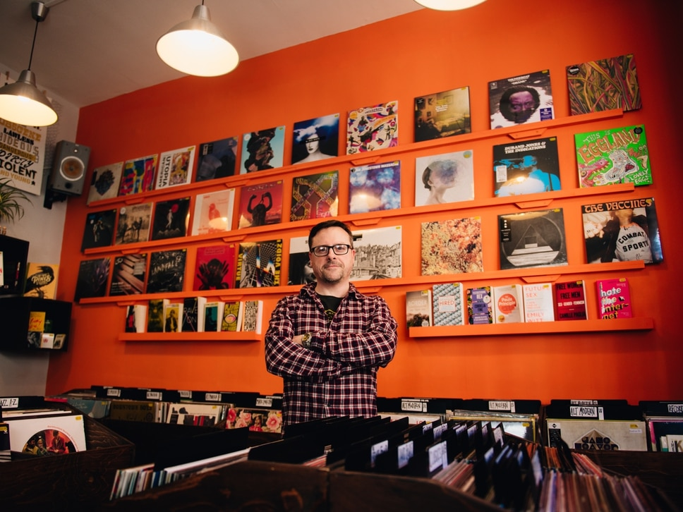 CD and vinyl sales: How the way we listen to music is changing the industry