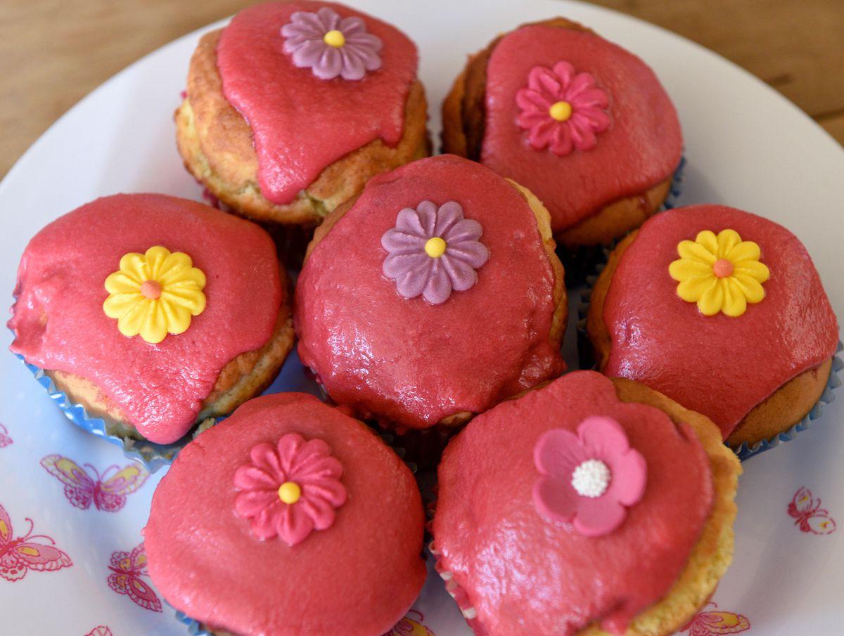 Cakes baked for the #HomeBakeOffChallenge