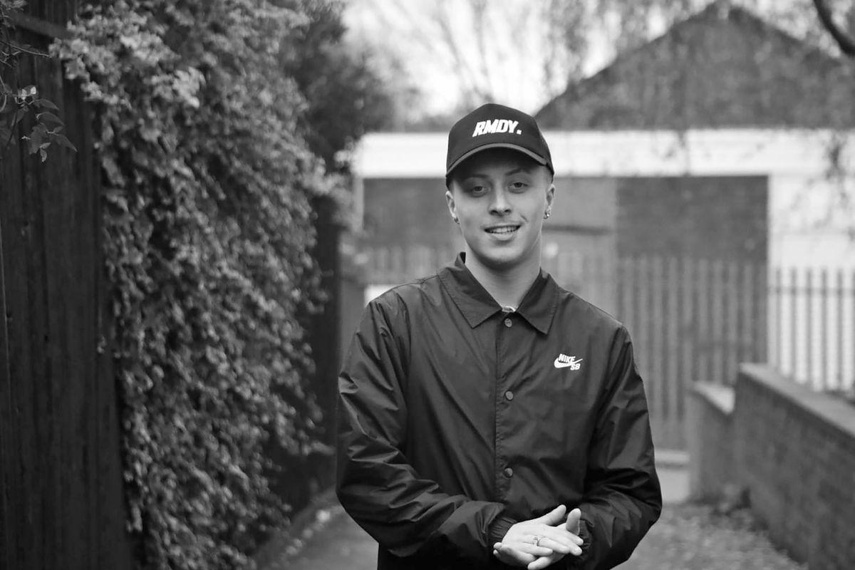 Rapper Tristan Bexton, of Wolverhampton