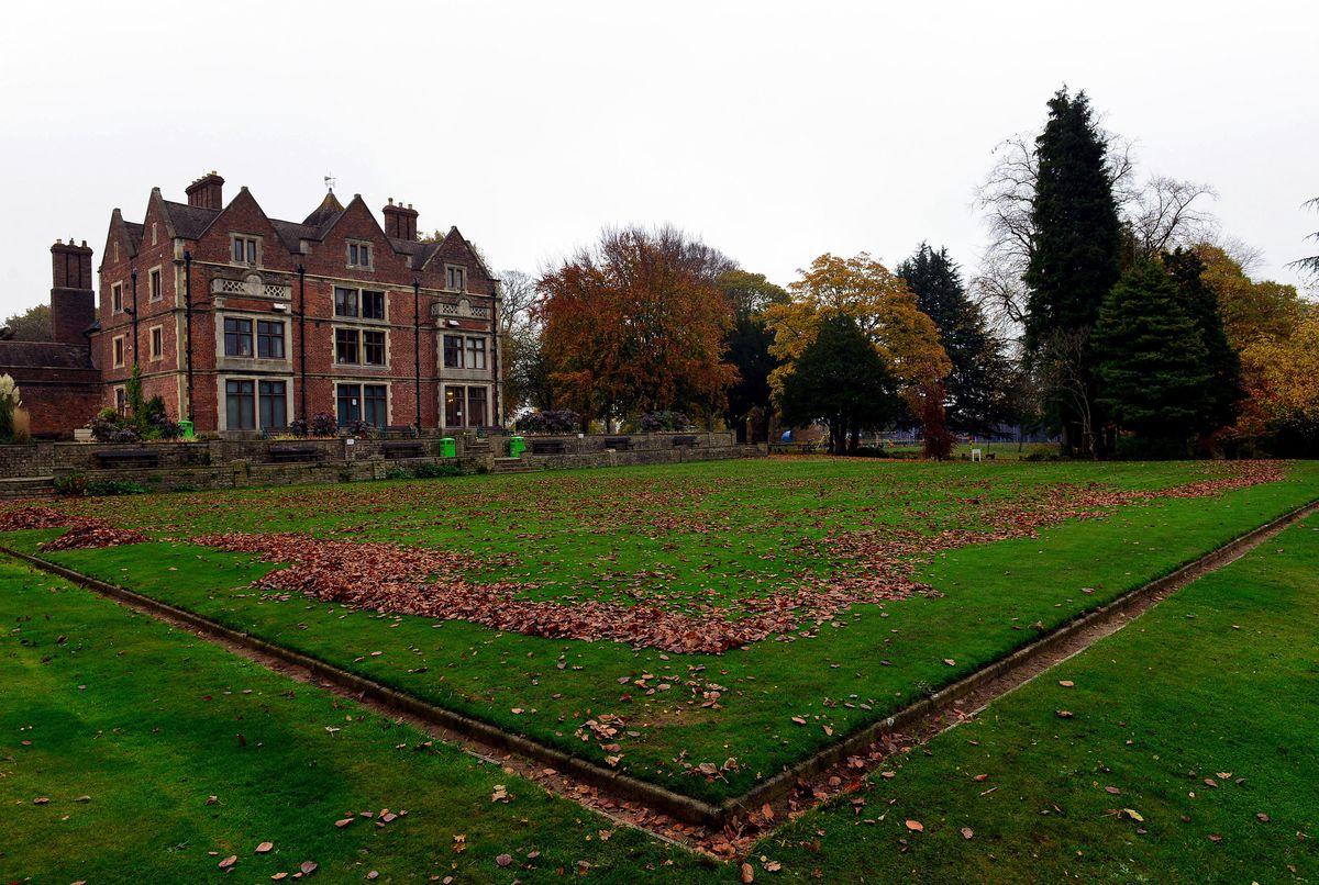 Wollescote Hall, off Wollescote Road, Stourbridge