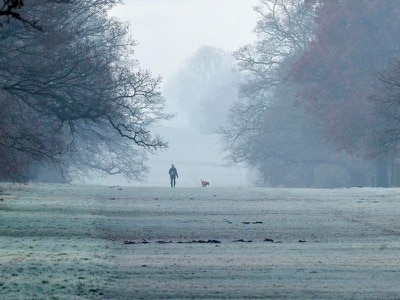 Chilly weekend ahead as temperatures plunge