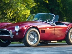 The last Shelby Cobra 289 ever sold could auction for near £1,000,000