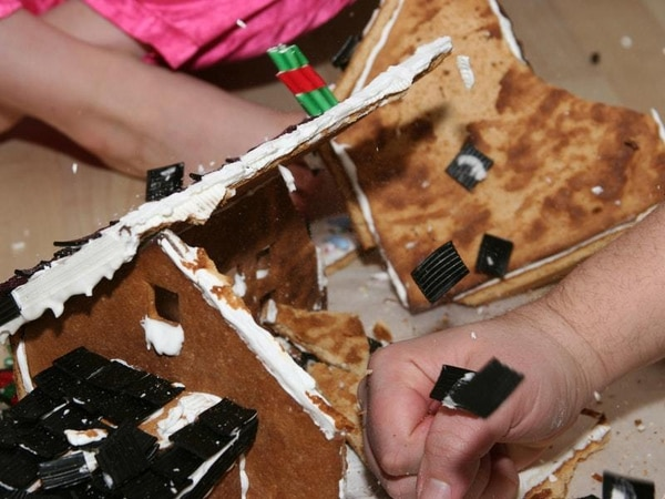 These gingerbread house fails prove that biscuit-based architecture is harder than it looks