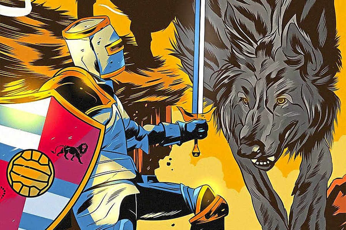 Revealed: The fantastic imagery that graces the first of Wolves' new look matchday programmes