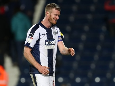 Chris Brunt interview: Walking away from football would be difficult