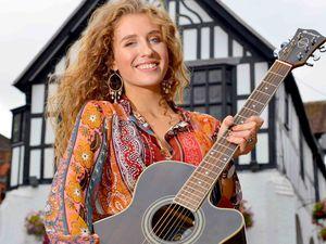 Jen North, 16 year old singer songwriter from Bridgnorth