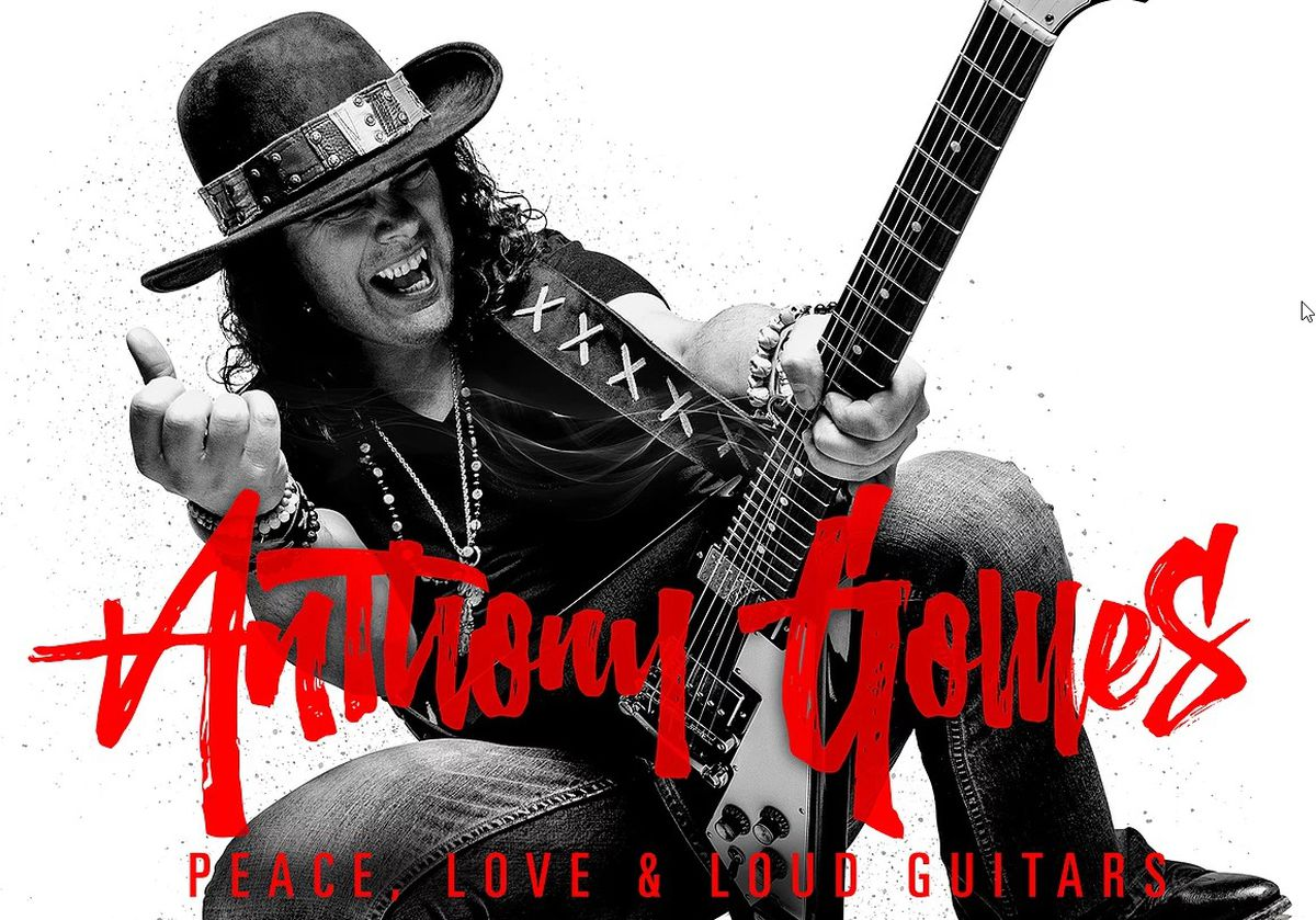 Anthony Gomes. Pic: https://www.anthonygomes.com/