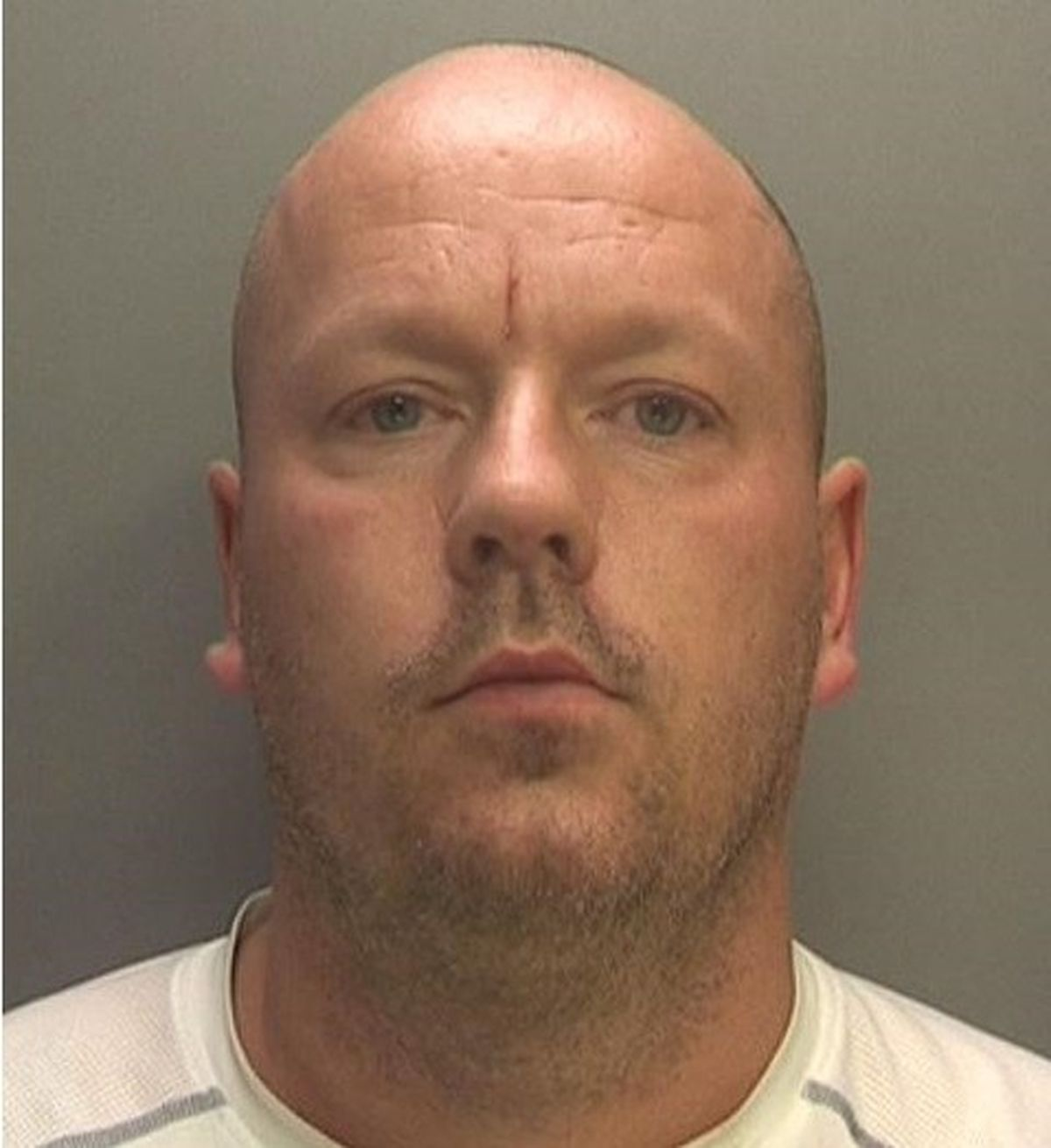 Noel Reilly has previous for similar raids in the West Midlands
