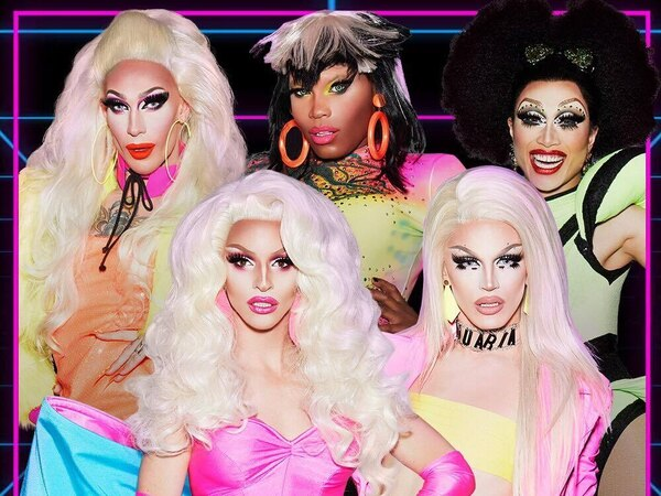 WIN: Tickets to see RuPaul's Drag Race stars at 10s Across The Board in Birmingham