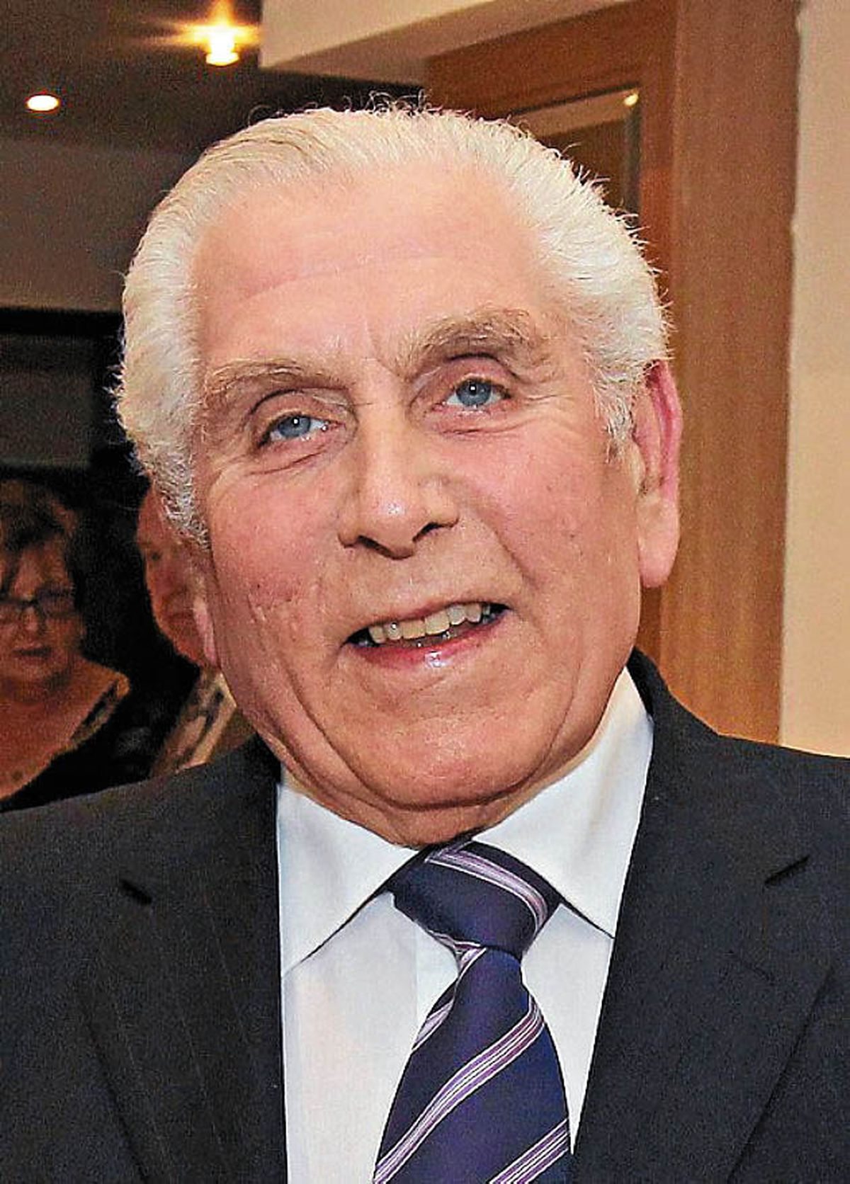 Lord Bilston Dennis Turner, who died in 2015