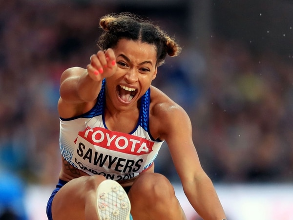 Jazmin Sawyers looking to push on after 'disappointing' Commonwealth Games showing