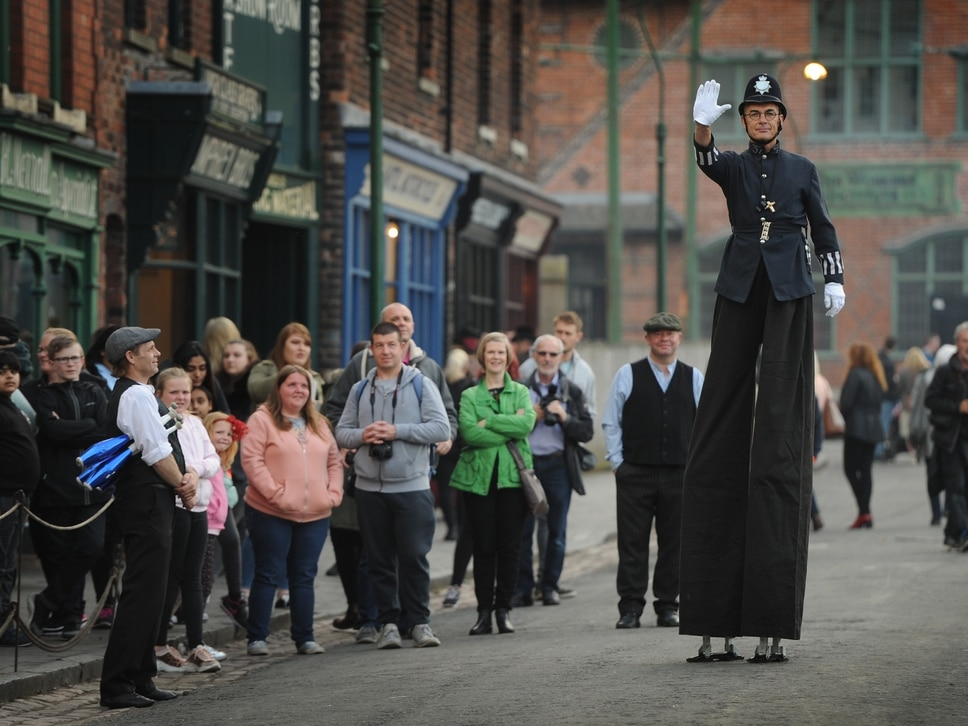 Thousands enjoy Black Country Museum after-hours event