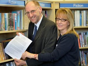 Author Mike Hands, aka Michael Braccia, was invited by 