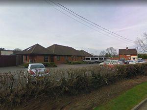 Eldertree Lodge in Market Drayton. Photo: Google
