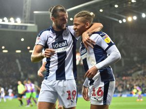Jay Rodriguez and Dwight Gayle