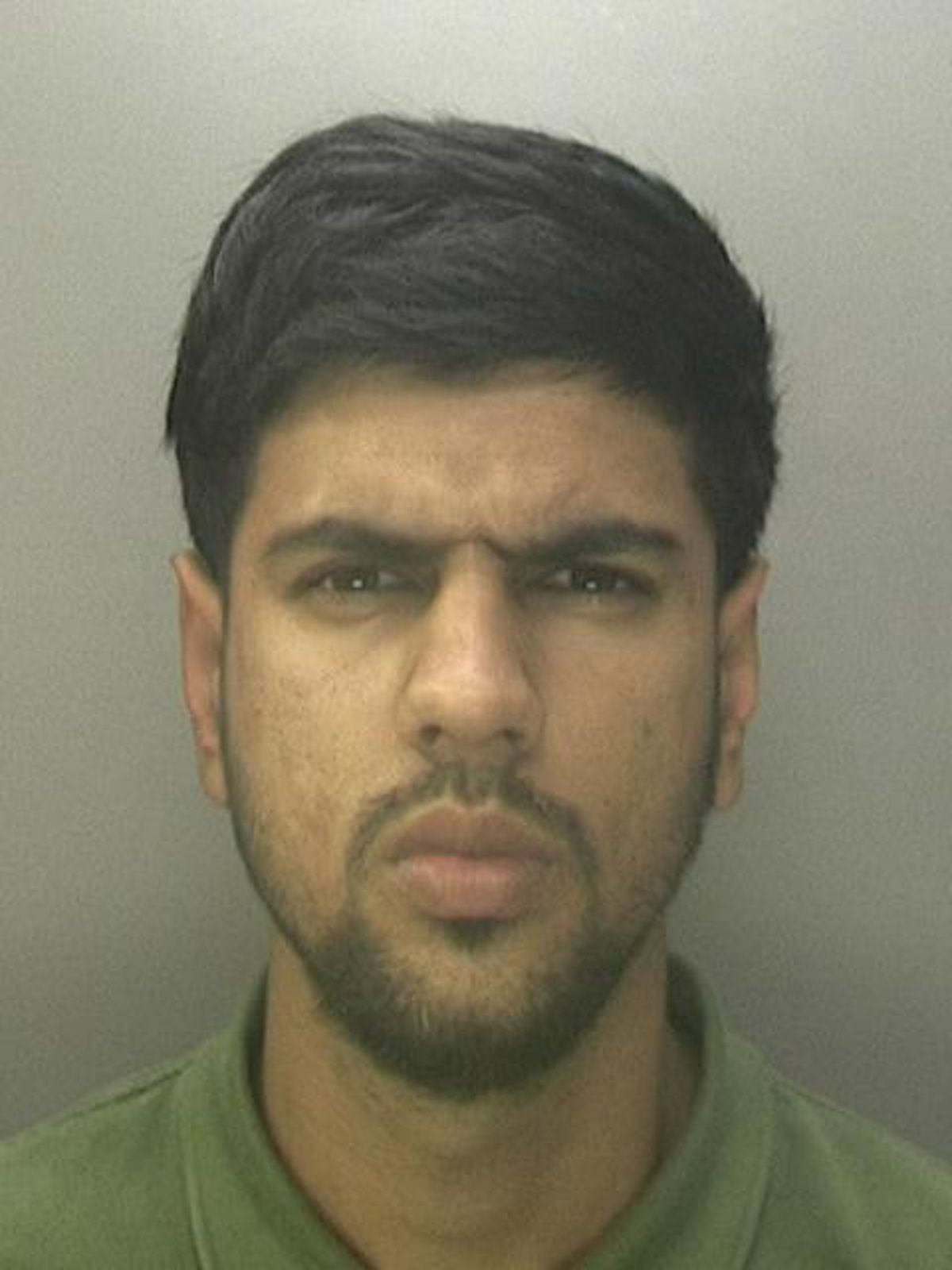 Aqeel Hussain was locked up for two years and three months after pleading guilty to two counts of burglary and an attempted burglary.
