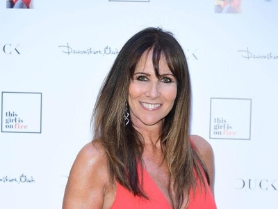 Linda Lusardi discharged after battling Covid-19