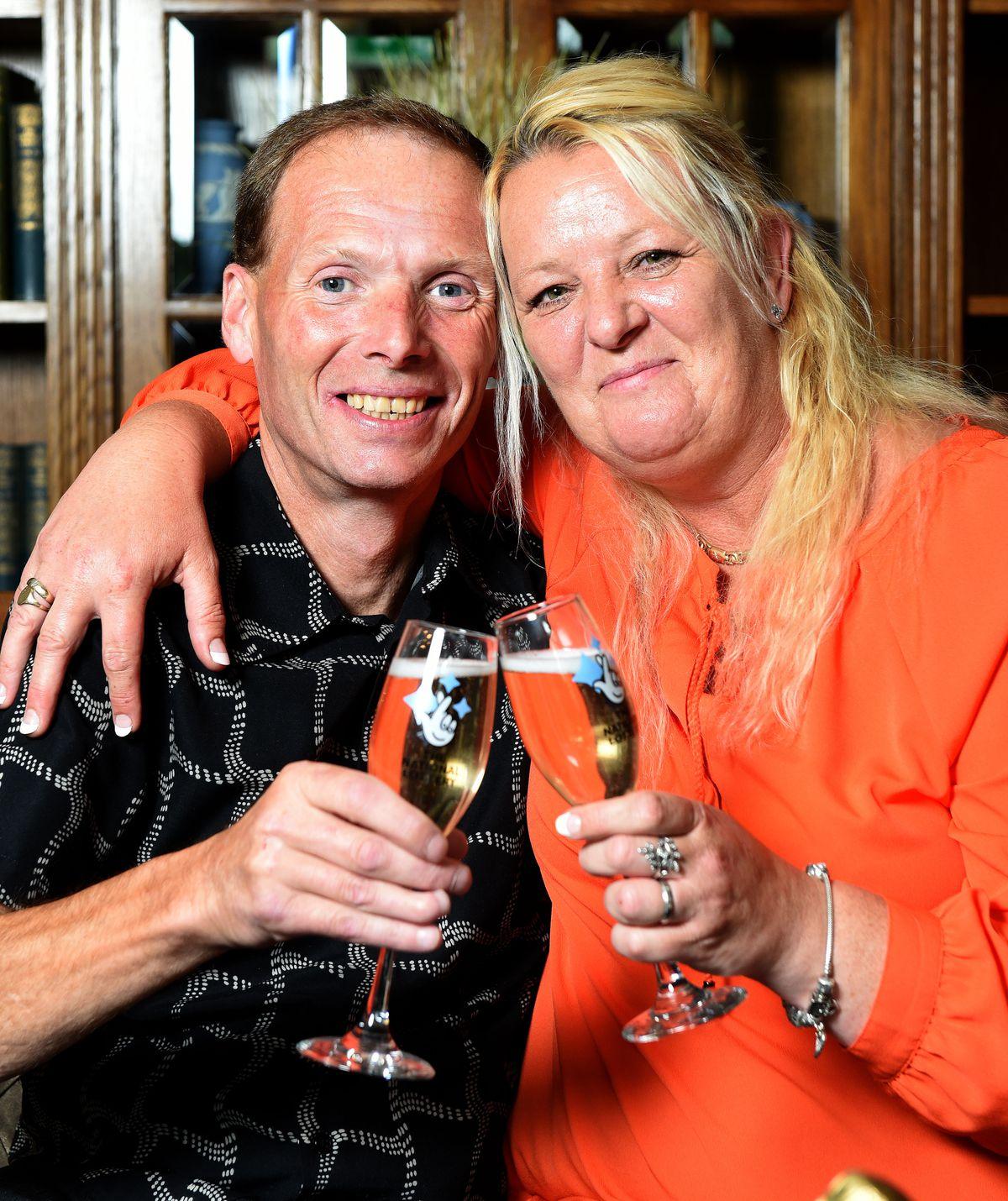 Denise and Stuart Powell