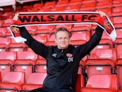 Dean Keates vows to build Walsall team to be proud of