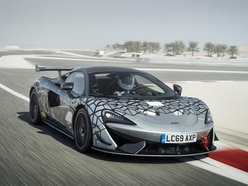 McLaren reveals track-focused 620R