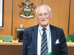 Veteran Staffordshire councillor, 92, steps down after 32 years service