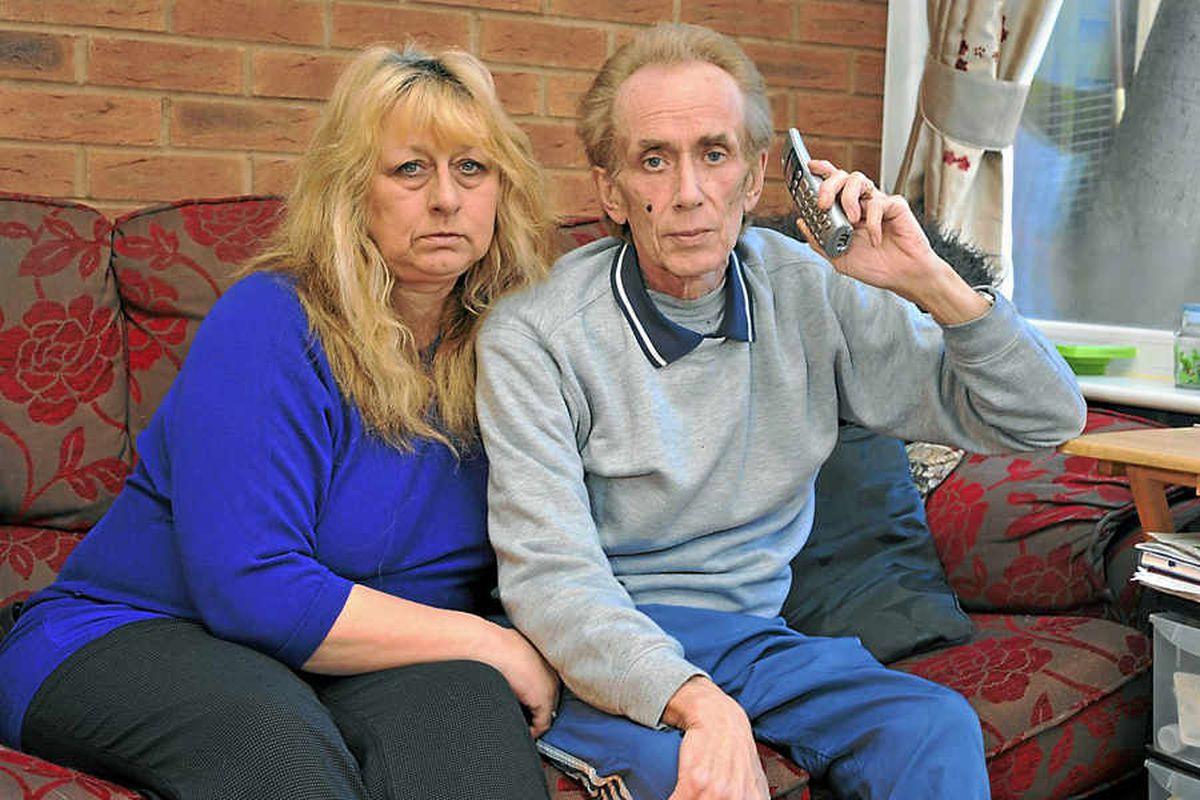 Ambulance 'refused' for Oldbury cancer victim, 62