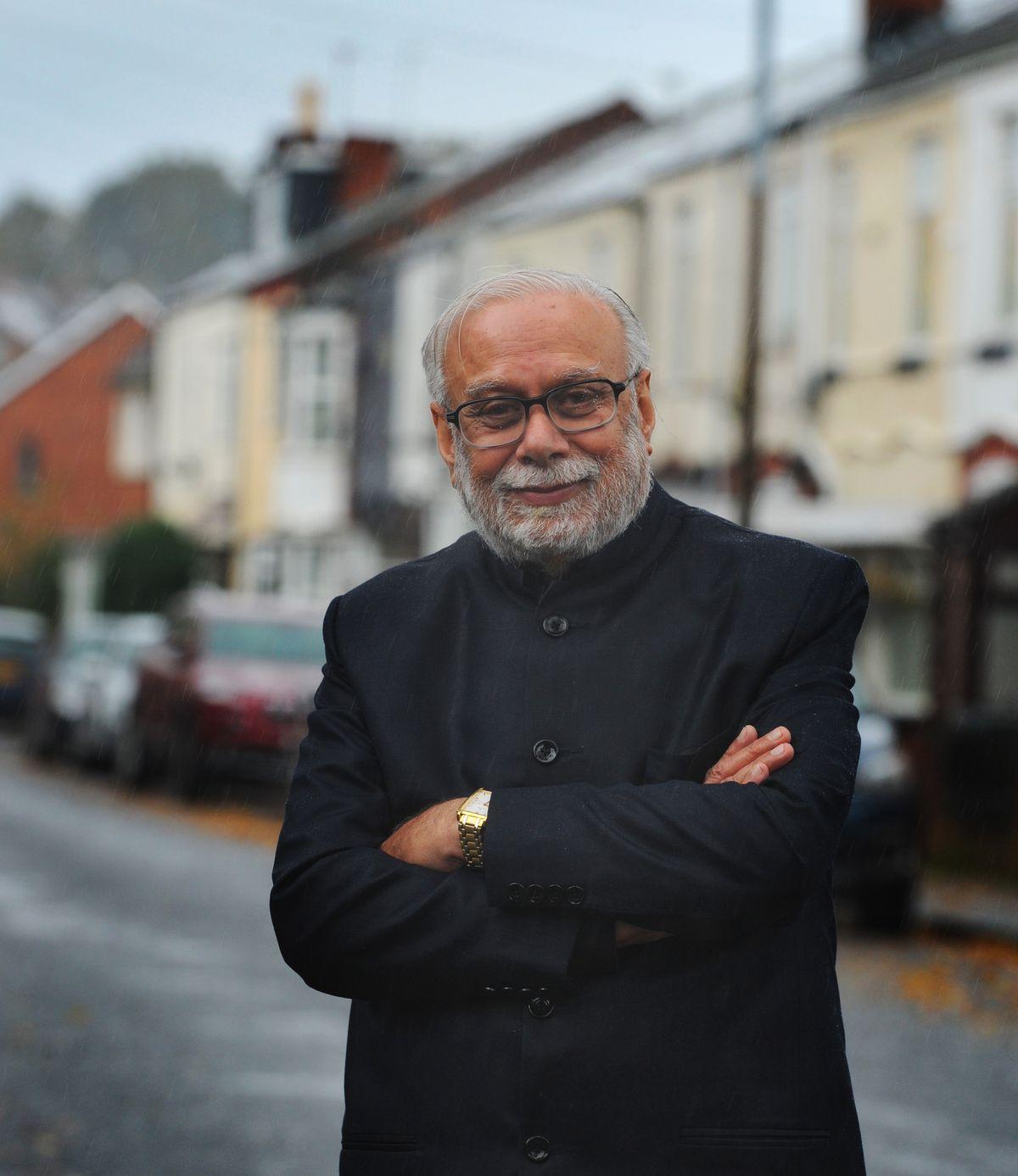 Harmohinder Singh Bhatia