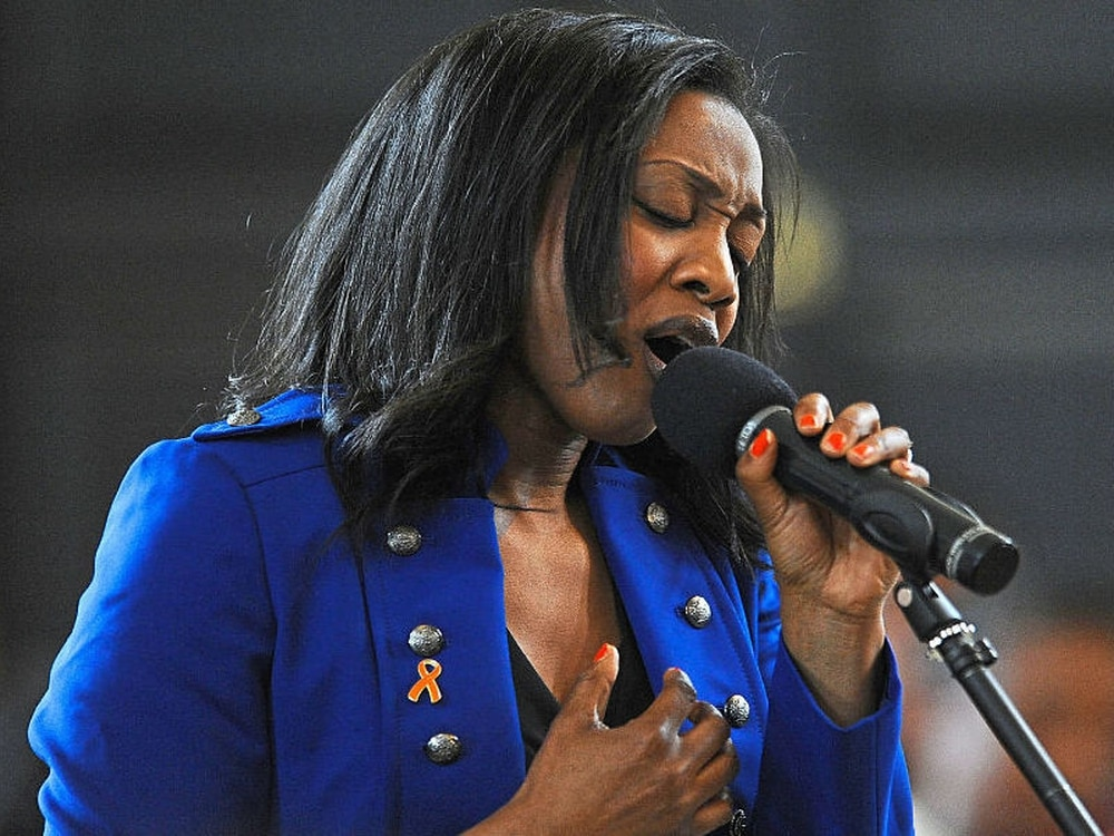 Singer Bev reveals heartache over pal as she becomes trust's new patron