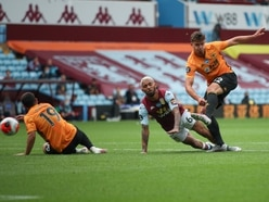 Aston Villa 0 Wolves 1 - Report and pictures