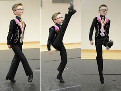 Dancing king Aidan lands another national title