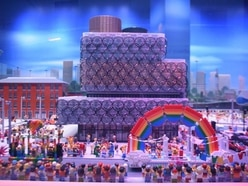 'World's smallest Pride parade' created at Birmingham's Legoland Discovery Centre