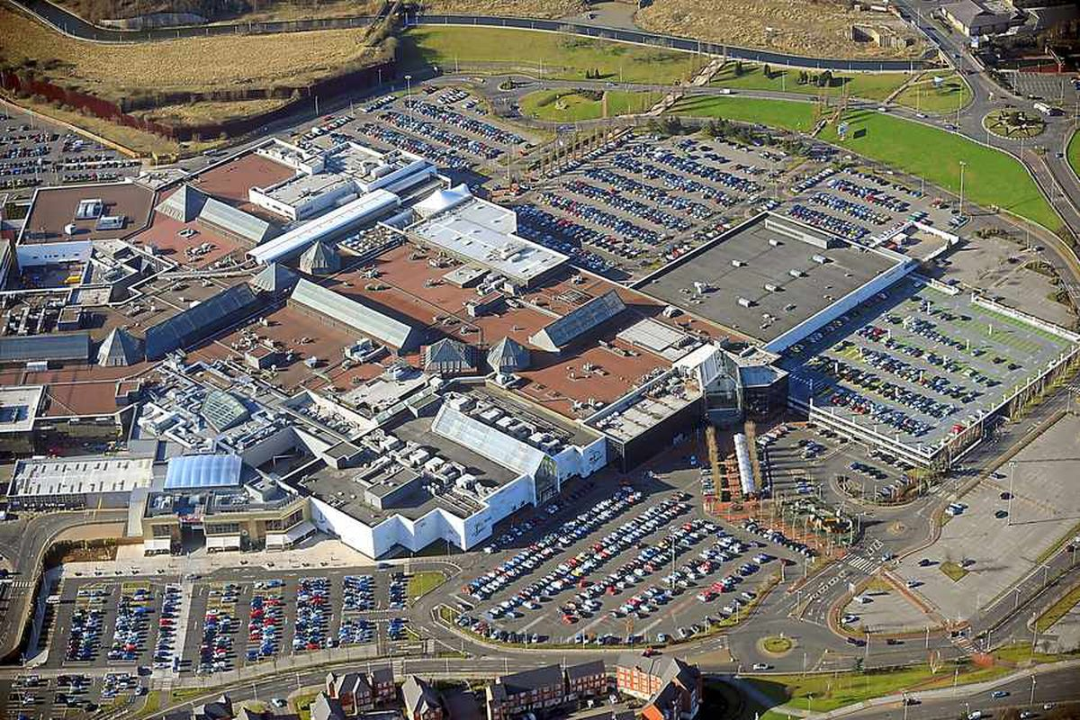 Merry Hill, in Brierley Hill, has turned out to be a multi-million pound success after its creation nearly 25 years ago